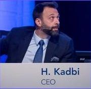 CEO Hassan Kadbi